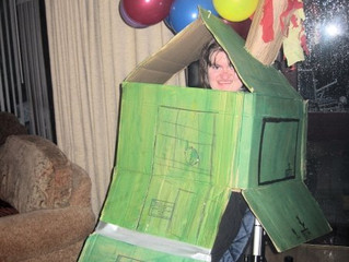 21 Awesome Halloween Costumes Built Around a Wheelchair!