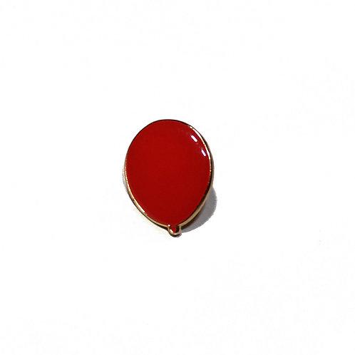 Red Balloon Pin Badge (Duchenne Awareness)