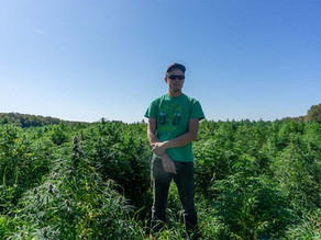 Farmer Spotlight: Dylan Barber