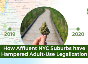 NYC Suburbs: A Roadblock to Legalizing Adult-Use Cannabis
