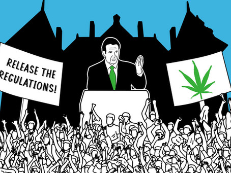 Hemp Industry to Cuomo: Release the Regs.
