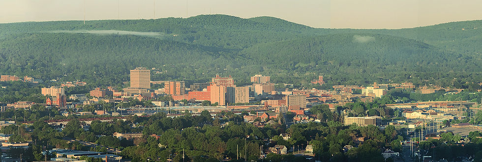 Green Valley of Opportunity | Binghamton, NY