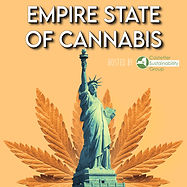 Empire State of Cannabis Podcast Cover Photo