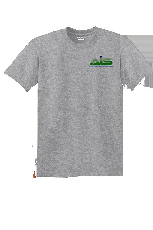 AIS Tech Men Short Sleeves Tshirt