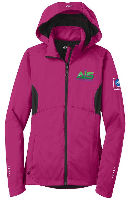 AIS Ladies Flush Pink Jacket L721OE