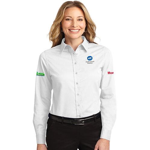 Ladies Long Sleeves Easy Care Shirt