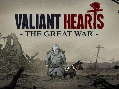 Recensione | Valiant Hearts: The Great War