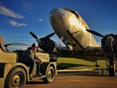 Jacob Fordyce, Young Pilot & Warbird Enthusiast, Starts Ninth Young Pilots USA Chapter, First in PA