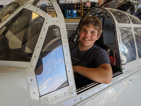 Young Pilots USA Launches Eighth Chapter in Upstate NY