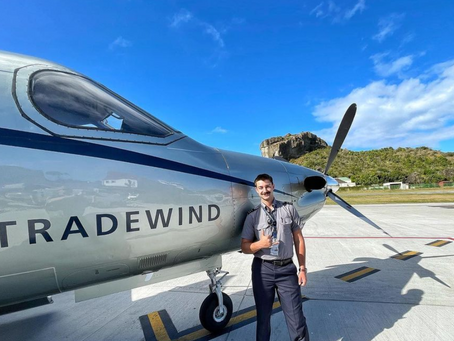 Young Pilot Garrett Fleishman to Present at Young Pilots USA