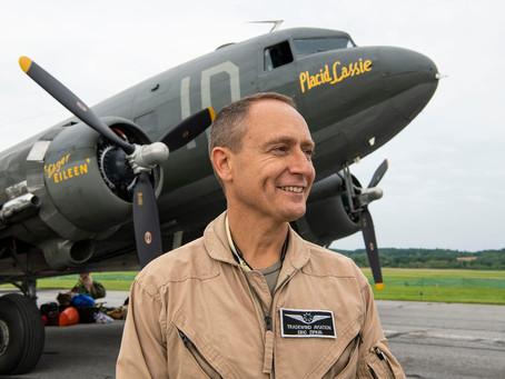 Aviation Entrepreneur and Warbird Pilot Eric Zipkin to Present at Young Pilots USA