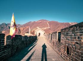 Beijing, Chine - A l'assaut de la Grande Muraille