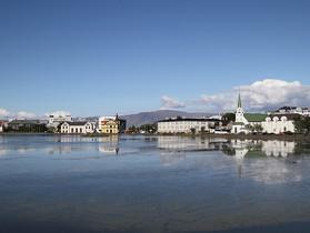 Reykjavik, Islande - La chasse à la baleine