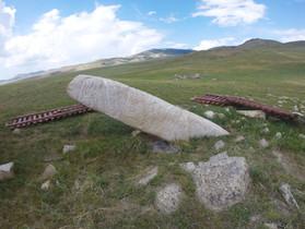 Arkhangai, Mongolie - Les mystères des pierres à cerfs