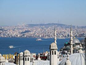 Istanbul, Turquie - La cité aux trois mille mosquées