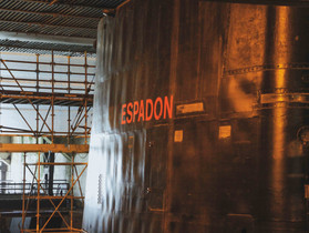 Saint-Nazaire - Un sous-marin nommé Espadon