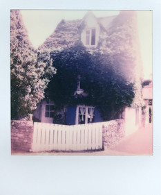07 - 20/06/03 - Piriac sur Mer, petite maison aquarelle