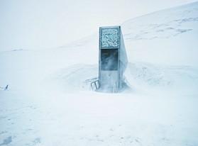 Longyearbyen, Svalbard - Une banque pas comme les autres