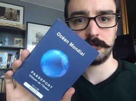 Océan Mondial - Passeport du Citoyen de l'Océan