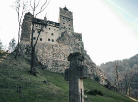 Bran, Roumanie - Les vampires entre contes et comte