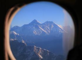 Himalaya, Népal - Voler tout près du toit du monde