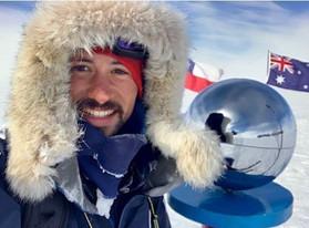 Matthieu Tordeur - La cerise sur le gâteau Antarctique