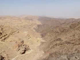 Jérusalem et Néguev, Israël - Terre entre histoire et conflits