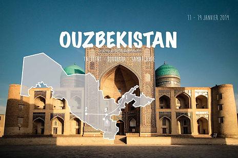 Baptiste Henriot Ouzbekistan