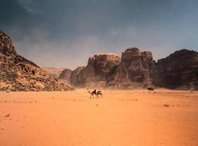 Wadi Rum, Jordanie - Sur les traces de Lawrence d'Arabie