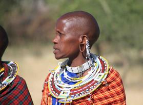 Région d'Arusha, Tanzanie - Les légendaires guerriers Maasaïs