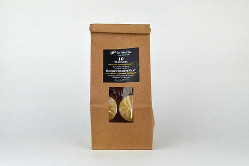 100% Pure Beeswax Tealights (Bag of 10)