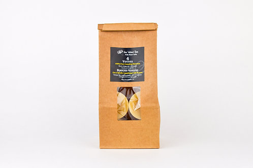 100% Pure Beeswax Votive (Bag of 4)