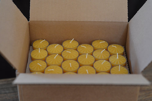 Bulk Quantity of Tealights (box of 125)