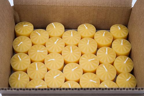 Bulk Quantity of Tealights (box of 125) *NO CUPS