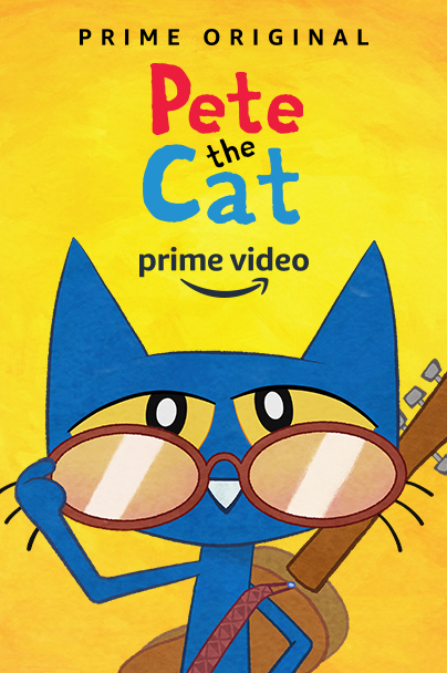 Pete The Cat Show Art