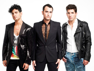 Reik up for Grammy Nomination for Best Contemporary Pop Album of the Year!