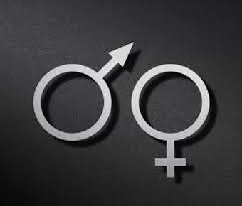 Simbolos Hombre/Mujer Mod. SEÑ021N