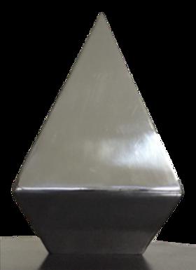 Stainless Steel Obelisk  Mod. Obel1001