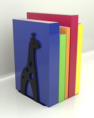 Sujeta Libros Jirafas