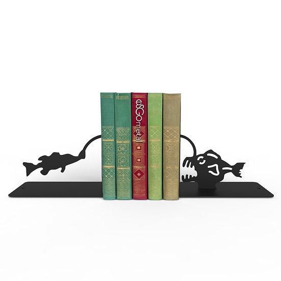 Sujeta Libros Piraña