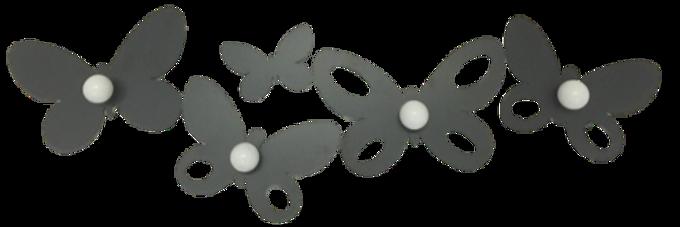 Perchero Mariposas  PEM255