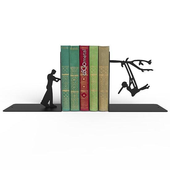 Libros Niña Columpio