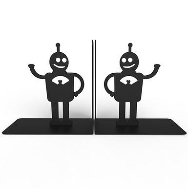 Sujeta Libros Robot