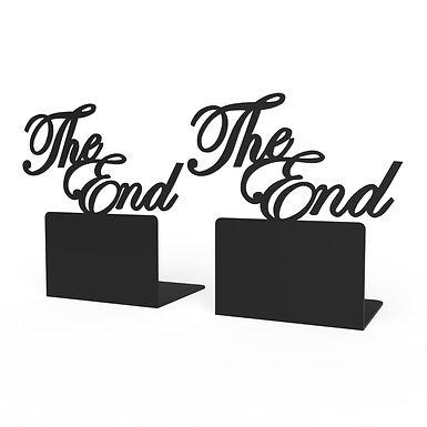 Sujeta Libros The End