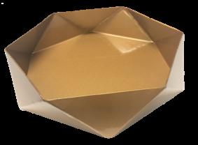 Batea Cubismo Med. Mod. Bat891