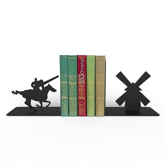 Sujeta Libros Caballeros y Molino