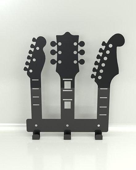 Perchero / Colgador Clavijeros de Guitarra