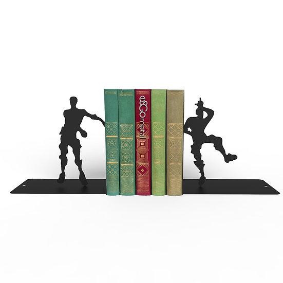 Sujeta Libros Baile Tipo Fornite