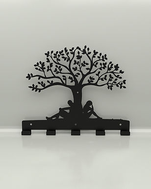Perchero / Colgador Novios Arbol de la Vida