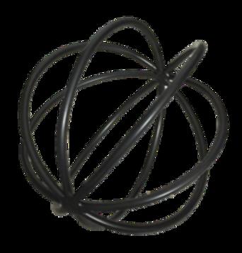 Metal Bar Small sphere  Mod. Esf1000